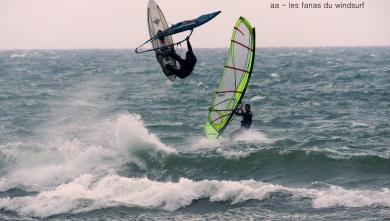 wind report FR, Le Barcarès - l'Embouchure Agly (66)