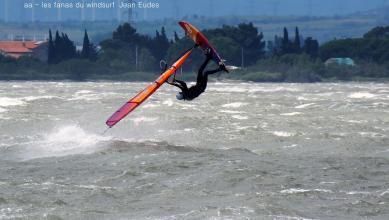 Wind report FR, Le Barcarès - Cap Coudalère  (66) du 2018-05-03 18:00:00
