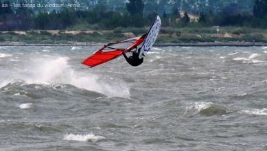 Wind report FR, Le Barcarès - Cap Coudalère  (66) du 2018-05-04 17:00:00
