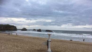 Surf report FR, Biarritz - Grande Plage (64) du 2018-05-09 20:00:00