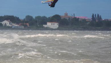 Wind report FR, Le Barcarès - Cap Coudalère  (66) du 2018-05-15 17:00:00