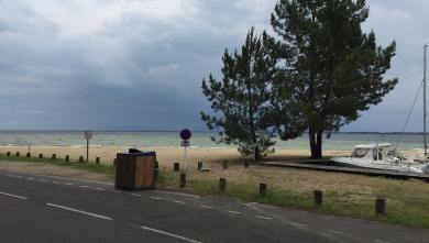 Wind report FR, Port Maguide (40) du 2018-05-25 11:00:00