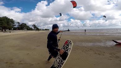 wind report FR, Andernos - Le Betey (33)