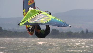 Wind report FR, Le Barcarès - Cap Coudalère  (66) du 2018-06-13 18:00:00