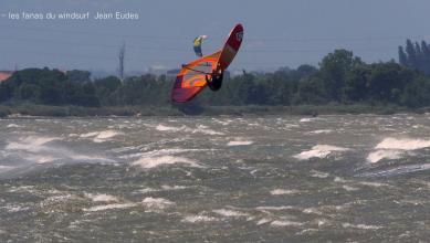 Wind report FR, Le Barcarès - Cap Coudalère  (66) du 2018-06-14 18:00:00
