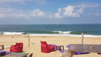 Surf report FR, Hossegor - La Gravière (40) du 2018-07-06 12:00:00