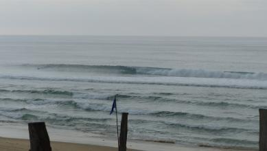 wave report FR, Biscarrosse Plage (40) du 2018-09-05 17:00:00