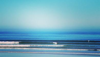 Surf report FR, Plage des Dunes (85)