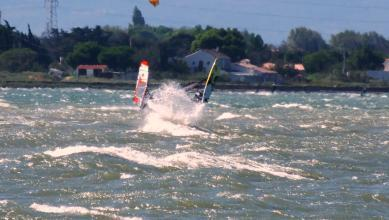 surf report FR, Le Barcarès - Cap Coudalère  (66)