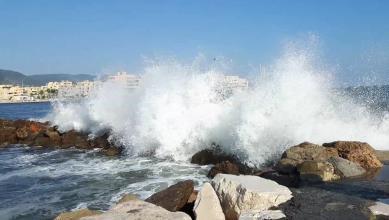 surf report FR, Bormes-les-Mimosas - Plage Favière (83)