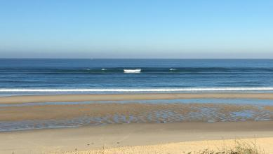 wave report FR, Biscarrosse Plage (40) du 2018-10-24 10:00:00