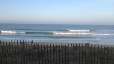 Surf report FR, Lacanau Océan - La Nord (33) du 2018-11-15 13:00:00