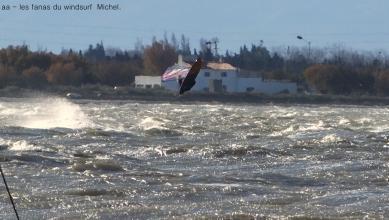 Wind report FR, Le Barcarès - Cap Coudalère  (66) du 2019-01-05 17:00:00