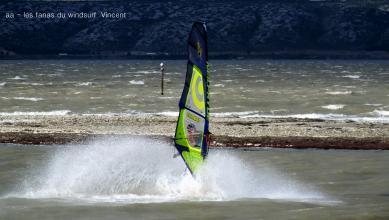 Wind report FR, Le Barcarès - Cap Coudalère  (66) du 2019-01-14 16:00:00