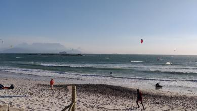 Wind report ZA, Big Bay (ZA)
