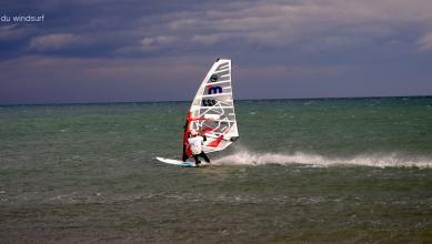Wind report FR, Leucate - Les Coussoules (11) du 2019-01-10 17:00:00