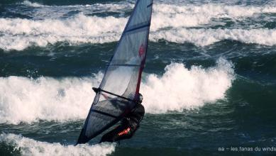 surf report FR, Le Barcarès - l'Embouchure Agly (66)