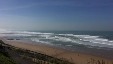 Surf report FR, Côte des Basques (64) du 2019-02-22 13:00:00