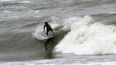 Surf Report FR Leucate - La Franqui le 2019-04-22 18:00:00