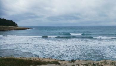 Surf report FR, Anse de Sainte-Croix (13) du 2019-05-08 12:00:00
