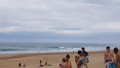 live Surf Report FR Hossegor - La Gravière le 2019-07-20 11:00:00