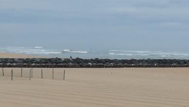 Surf report FR, Vieux Boucau (40)