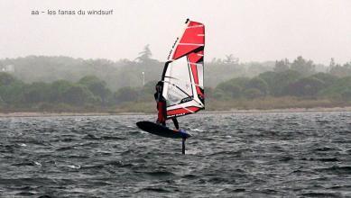 surf report FR, le Barcarès - Eole (66)