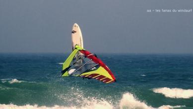 Wind report FR, Saint-Cyprien - La Nord (66)