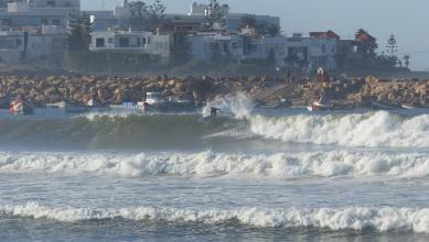 Surf report MA, Petit Port Dar Bouazza (MA)