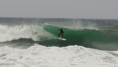 surf report FR, Plage Sainte-Asile (83)