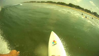 Surf report ID, Kuta Beach (ID) du 2019-10-26 11:00:00