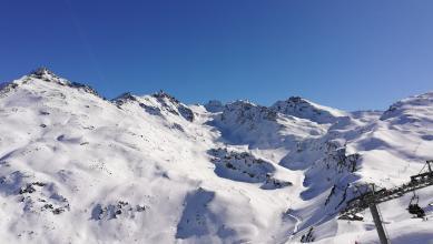 snow report FR, Les Ménuires (73)