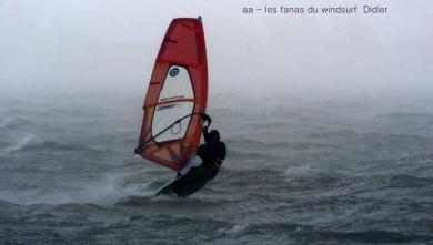 Wind Report FR Le Barcarès - Cap Coudalère  le 2020-03-09 19:00:00