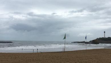 Surf report FR, Biarritz - Grande Plage (64) du 2020-06-07 12:00:00