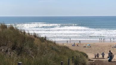 Surf Report FR Le Porge le 2020-06-24 18:00:00