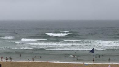 Wind report FR, Arès - Saint-Brice (33) posté par snake le 2020-07-26 10:00:00