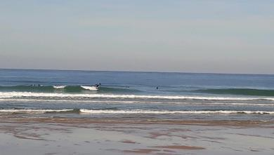 Surf report FR, Le Grand Crohot (33)