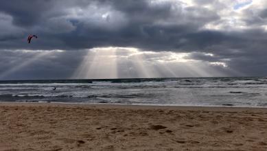 Wind Report FR Andernos - Le Betey le 2020-09-28 16:00:00