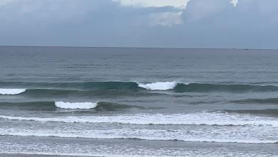 Surf report MA, Surfland Tahiti  (MA)