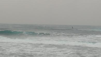 Surf report FR, Carro (13) du 2021-01-10 08:00:00