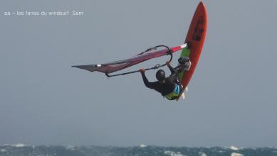 Wind Report FR Canet-Plage le 2021-04-09 19:00:00