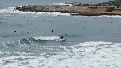 Surf Report FR La Couronne le 2021-05-10 18:00:00