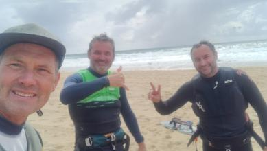 Wind report FR, Le Grand Crohot (33)