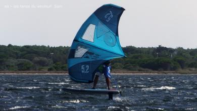 Wind report FR, le Barcarès - Eole (66)