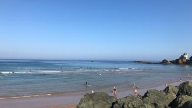 Surf report FR, Côte des Basques (64) du 2021-09-05 10:00:00
