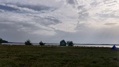 Wind report FR, Lacanau Lac (33) du 2021-09-13 15:00:00