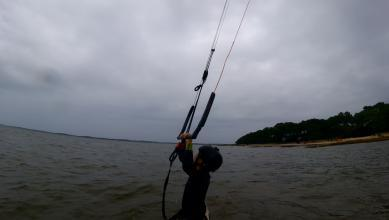 Wind report FR, Arès - Saint-Brice (33)