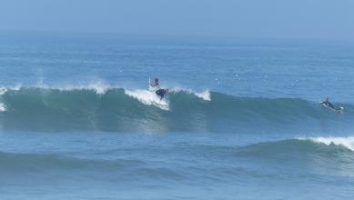 Surf report MA, Scarabée (MA)